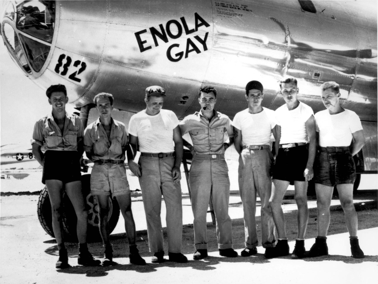 B 29 Enola Gay w Crews With 32000 students in the Fremont Unified School District, ...
