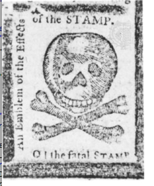 essay on the stamp act of 1765