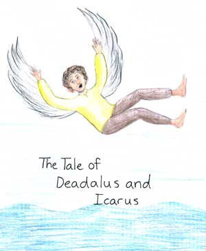 Daedalus and icarus story essay analysis